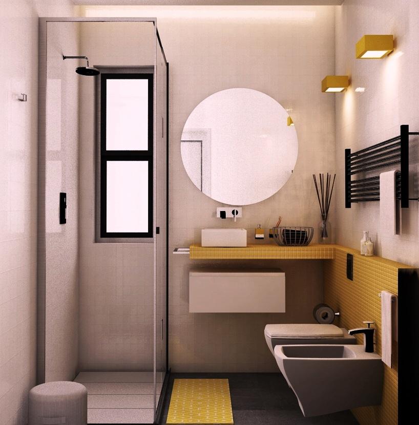 Sanitari piccoli per un bagno perfetto