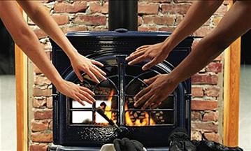 Riscaldare casa: condizionatore vs stufa