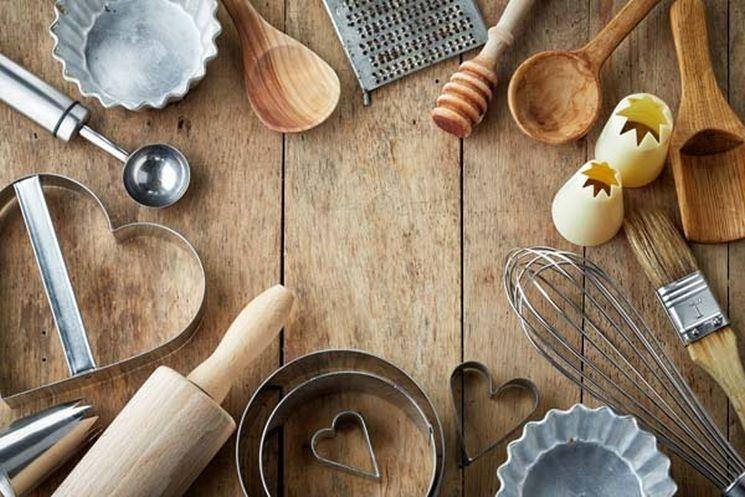 Attrezzi da cucina: in ceramica sono più glamour