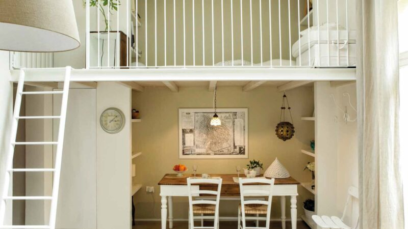 Trucchi e consigli per arredare un piccolo appartamento