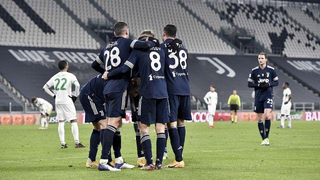 Juventus, dopo il Milan ora si affronta il Sassuolo