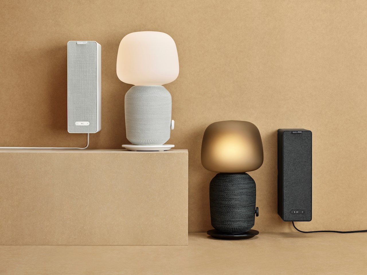 Ikea e Sonos creano Symfonisk: audio e desing uniti
